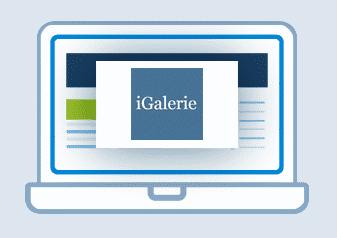 Premium iGalerie Hosting