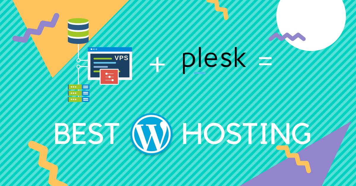 VPS Plesk Best WordPress Hosting
