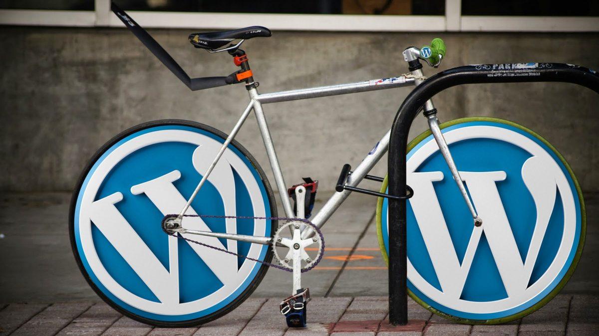 WordPress version 5