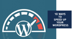 10 Ways to Speed Up Your WordPress