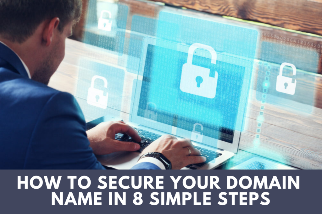 how to secure your domain name